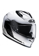 Full face helmet HJC FG-ST BOLT MC10  WHITE/BLACK