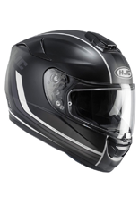 Full face helmet HJC R-PHA ST STACER BLACK/WHITE